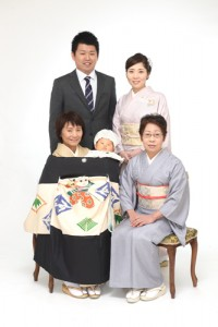 奈良 お宮参り 写真