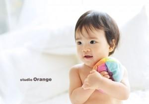 スタジオオレンジ 奈良市写真館 バースデー