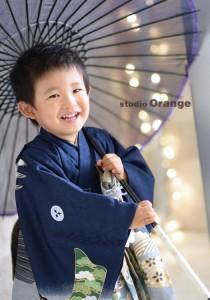 奈良市写真館 七五三 七五三撮影 フォトスタジオ