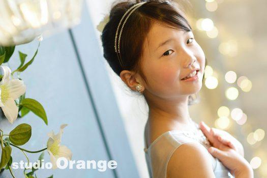 奈良市写真館 お誕生日撮影