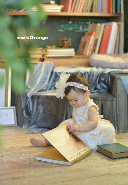 奈良市 スタジオオレンジ バースデー
