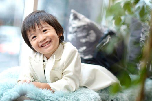 タキシード 2歳バースデー 男の子