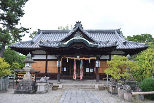 菅原天満宮 奈良 神社 japan