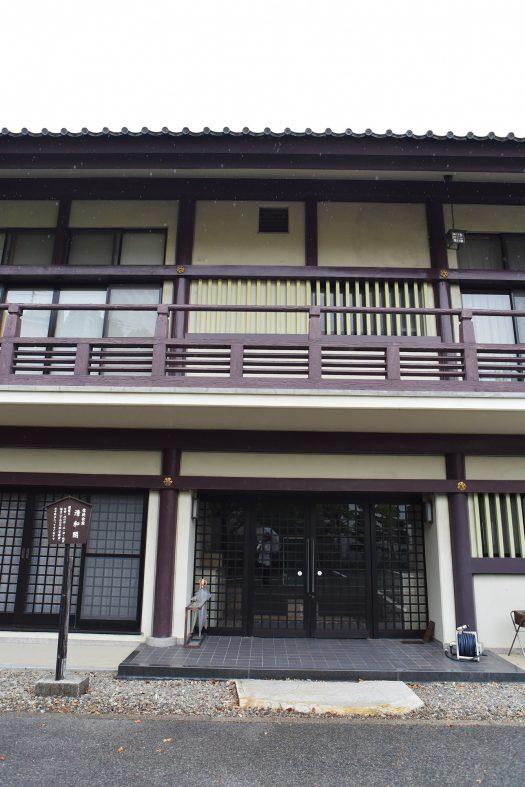 帯解寺 奈良 トイレ