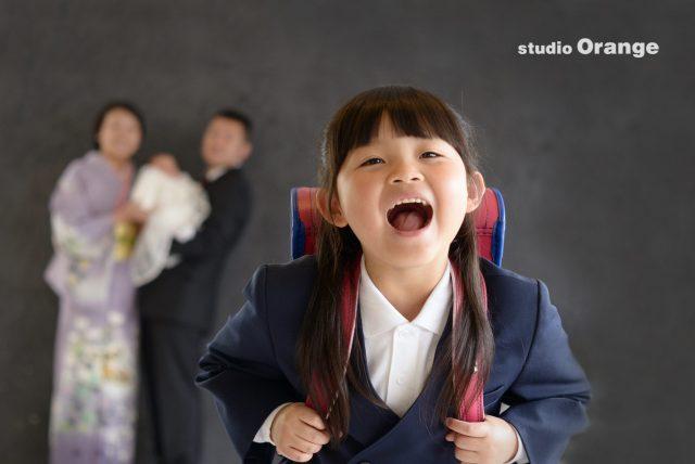 奈良市写真館 入学撮影