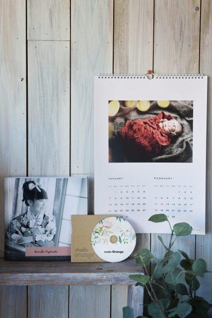 カレンダー データ アルバム 奈良市