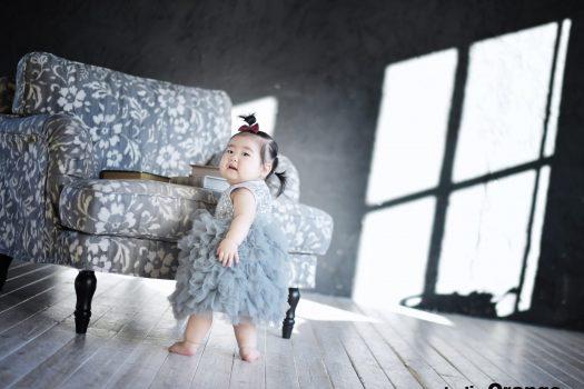 奈良写真館 スタジオレンジ バースデー 誕生日