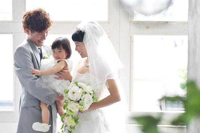 ウェディング パパママ婚 マタニティ婚