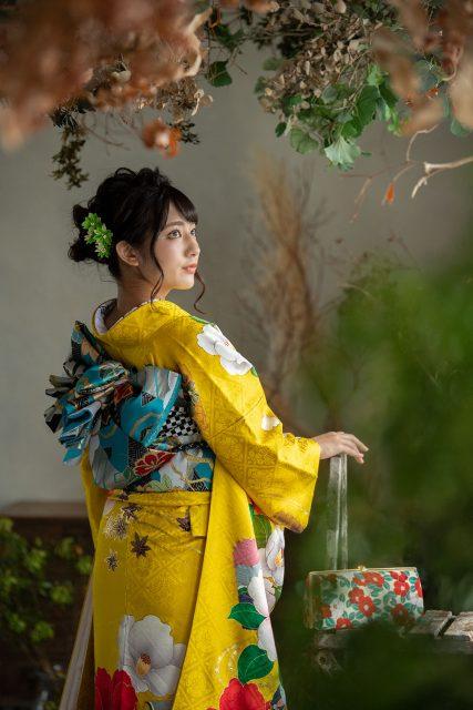 奈良市 成人式撮影 フォトギャラリー