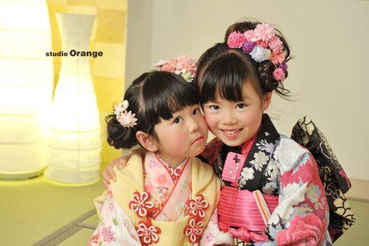 奈良市 スタジオオレンジ 七五三