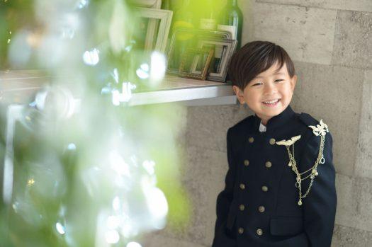 将校さん 軍服 イケメン 5歳 男の子