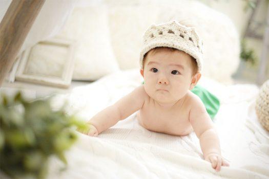 ハーフバースデー 男の子 6ヶ月