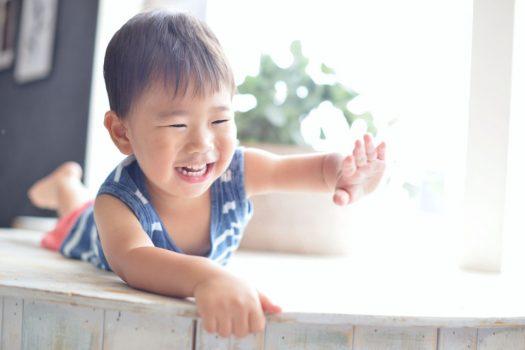 3歳 お誕生日 写真