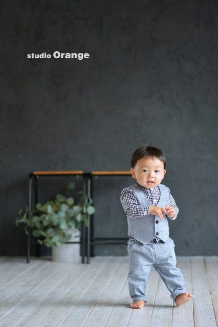 1歳お誕生日 ファーストバースデー 奈良市