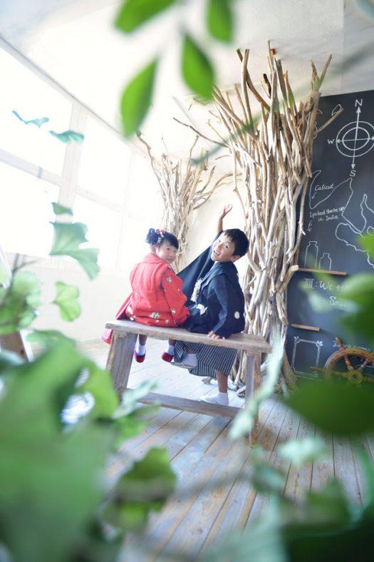 奈良市 七五三 持込着物
