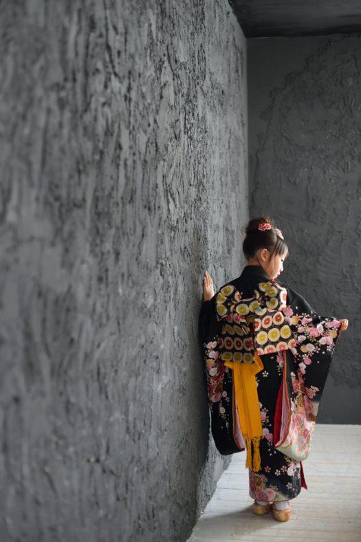 奈良市 お着物 七五三