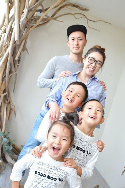 奈良市 家族写真 ファミリーフォト