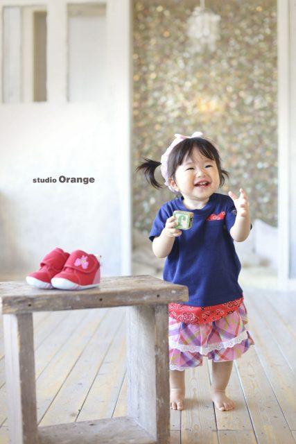 バースデーフォト 誕生日 奈良市 写真館 誕生日記念