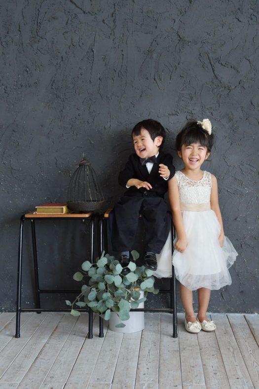 兄弟撮影 ドレス タキシード 奈良