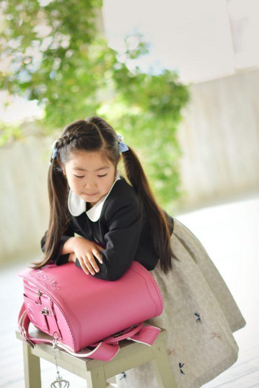 奈良市 生駒市 帝塚山 富雄 木津川市 精華町 スタジオレンジ 入学 7歳女の子