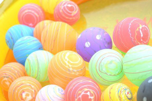 ヨーヨーすくい 水風船 夏祭り 奈良市 写真館 スタジオオレンジ