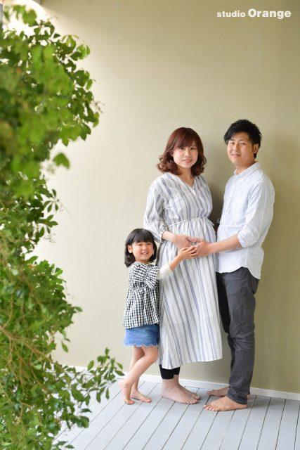 マタニティ 家族撮影 私服 カジュアル