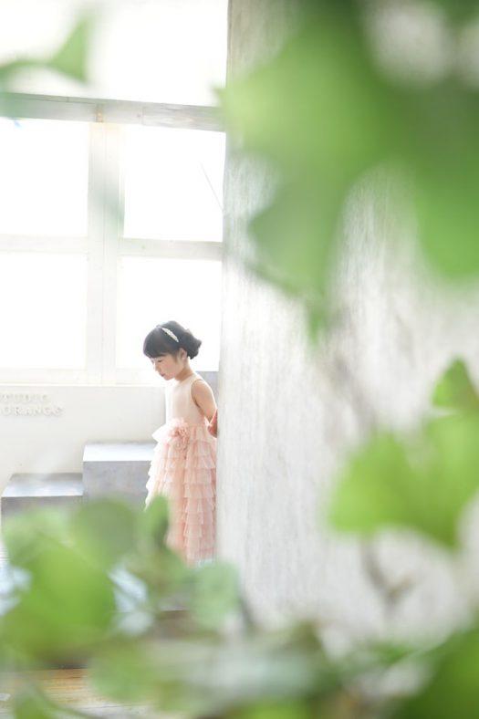 奈良市 生駒市 帝塚山 富雄 木津川市 精華町 スタジオレンジ ピンクドレス