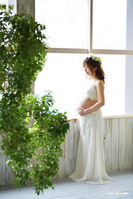 マタニティフォト プレママ 妊婦