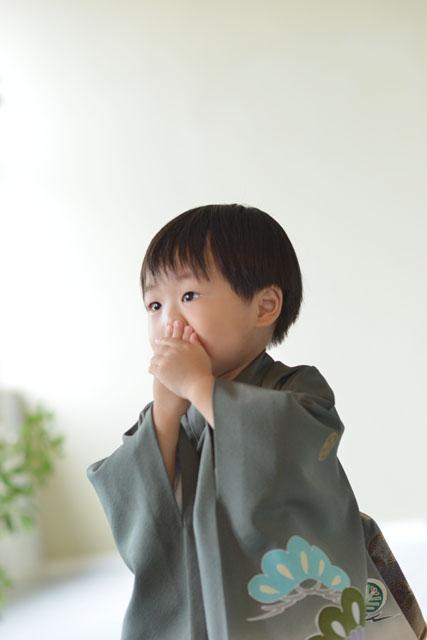 七五三 袴 3歳