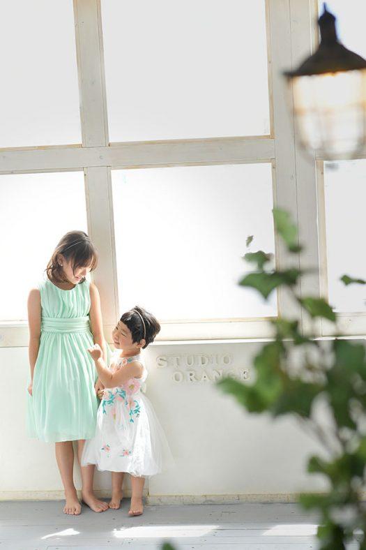 バースデー 姉妹 ドレス