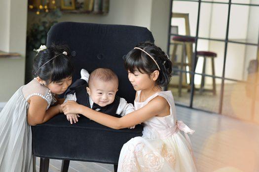 バースデー 洋装 赤ちゃん