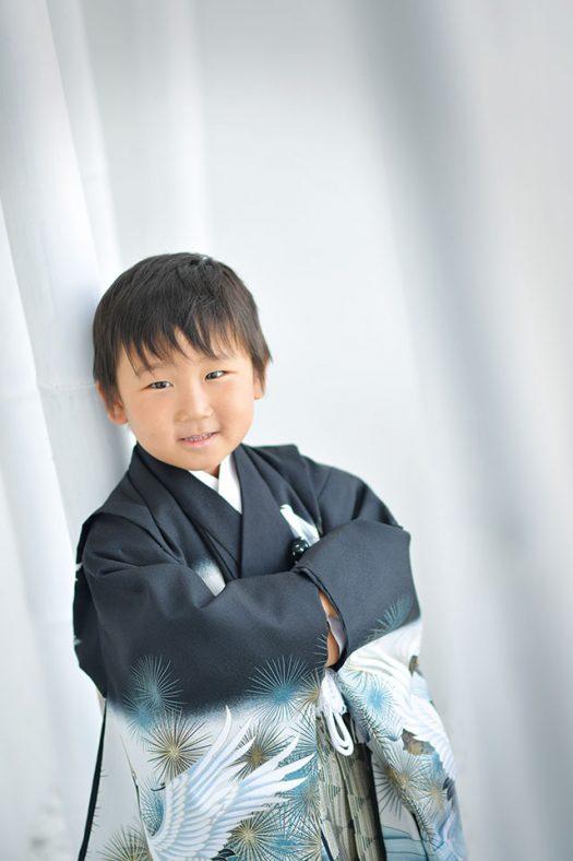 七五三 袴 男の子 5歳