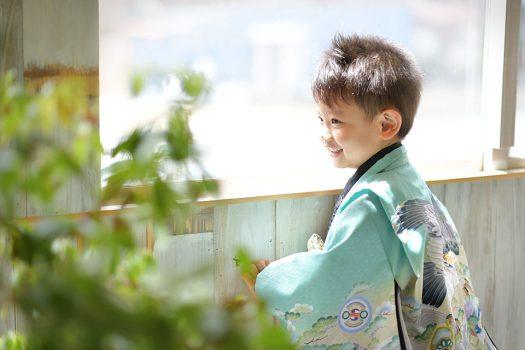 男の子 5歳 袴 着物 七五三