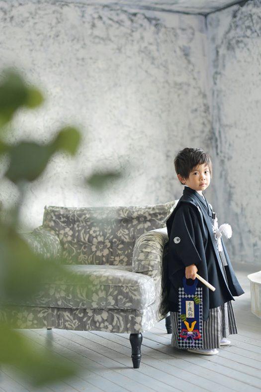 七五三 男の子 5歳 袴