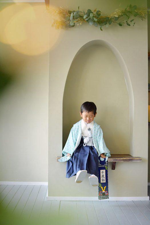 七五三 袴 5歳 男の子