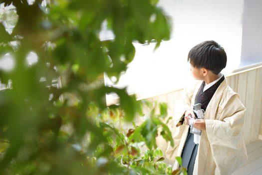 七五三 5歳 袴