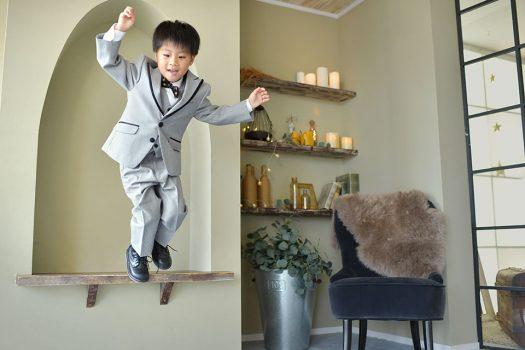 七五三 スーツ 洋装