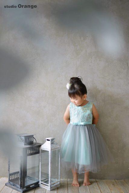 七五三 ドレス 3歳 女