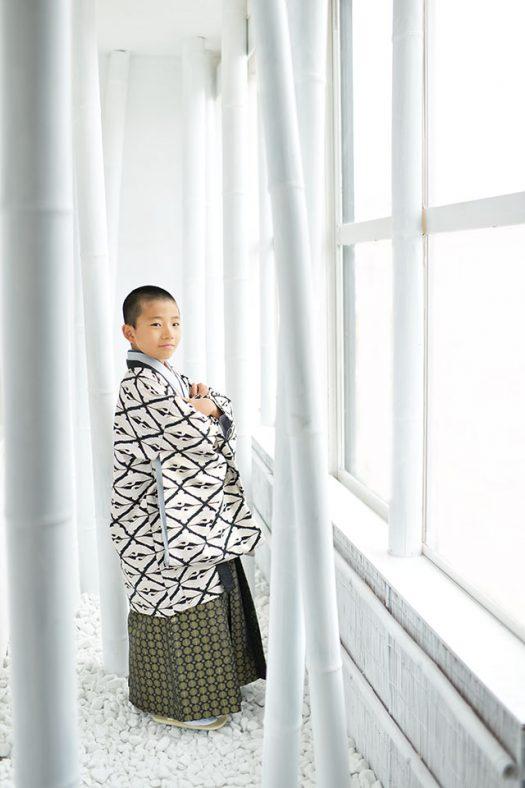 男の子 記念 袴