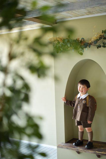 入園 3歳男の子 制服