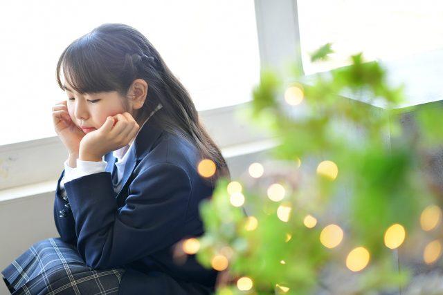 中学校入学 制服 12歳女の子