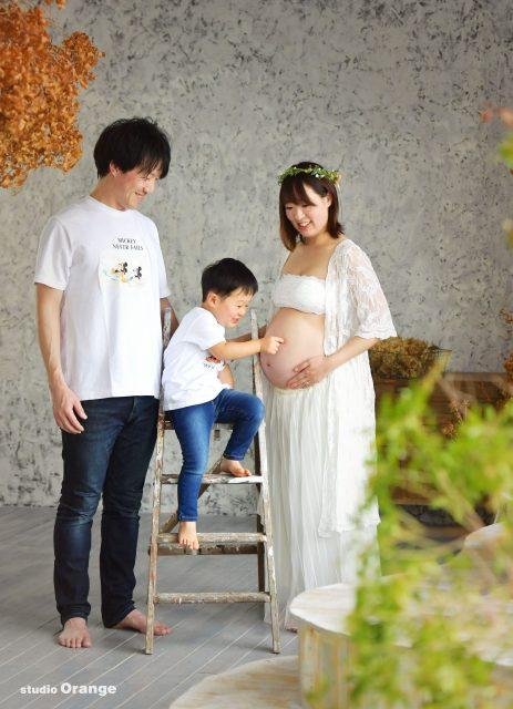 奈良 スタジオ マタニティ 衣装 ファミリー 家族 奈良市 家族 新作