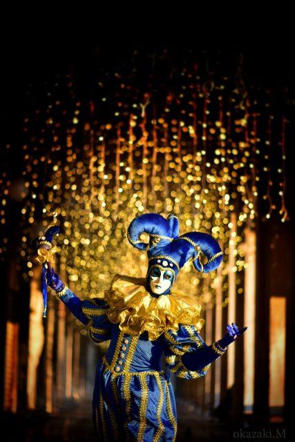 イタリア ベネツィア 仮面カーニバル