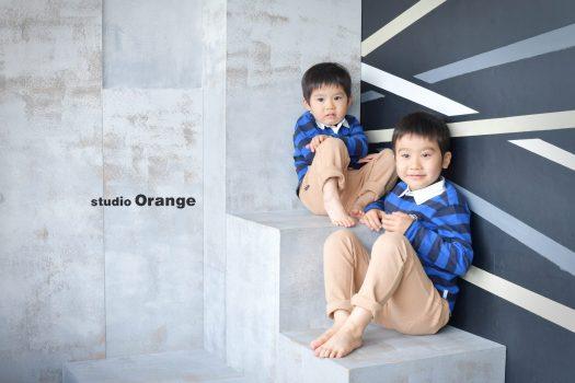 バースデー 入園 入学 スタジオオレンジ 写真館