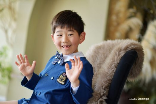 入学 卒園 男の子 園服 制服 卒業