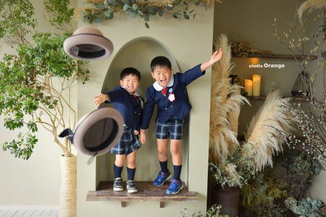 入学 入園 卒業 卒園 ランドセル 小学校 幼稚園 中学校 ランリュック 奈良 スタジオ