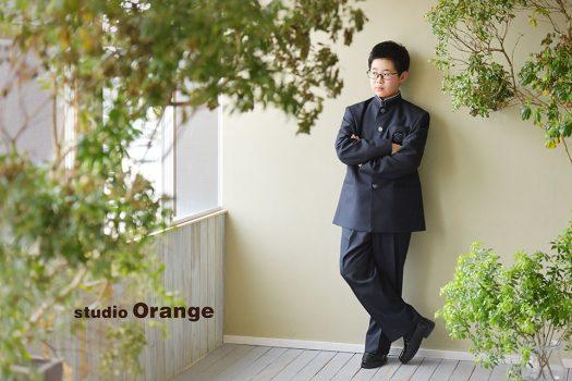 奈良 入園入学記念撮影 卒業
