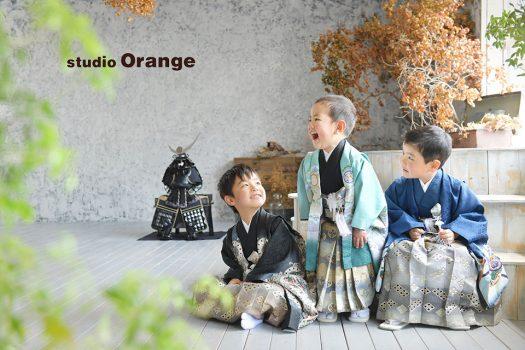 奈良県 端午の節句撮影