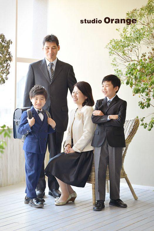 奈良 入園入学記念撮影