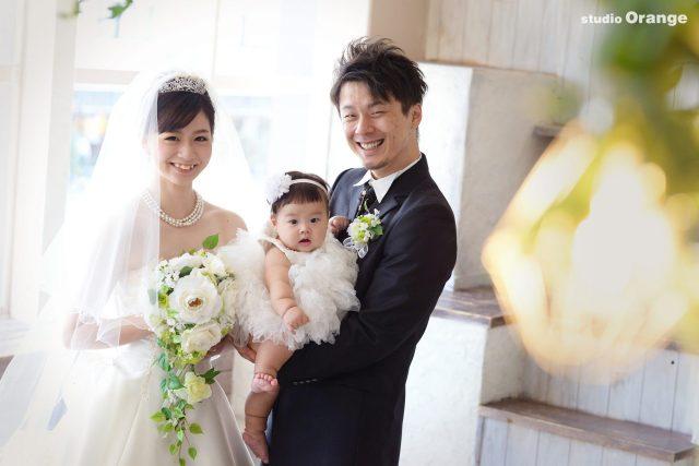 パパママ婚 ウェディングフォト フォトウェディング 写真だけの結婚式